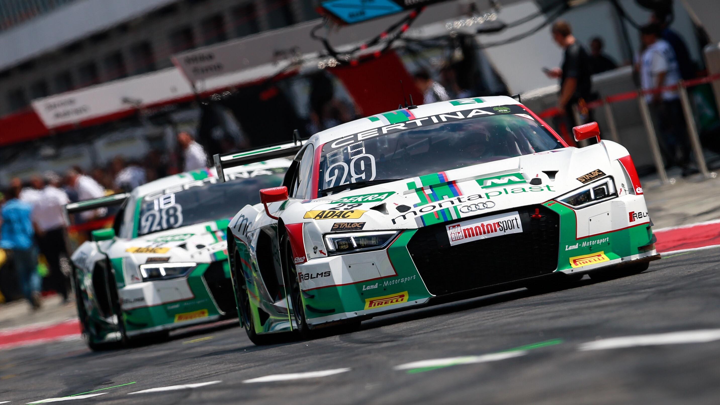 ADAC GT Masters, Lausitzring 2016 GER - Foto: Gruppe C