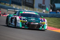 2018 #29 Audi R8 LMS GT3, Montaplast by Land Motorsport